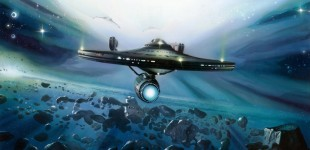 New Licensed Star Trek artwork