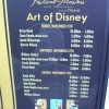 4 new Disney prints!  Artwork just released Friday 11/11/11