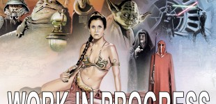 Star Wars Celebration VI pre-order my exclusive ROTJ artwork!!!!